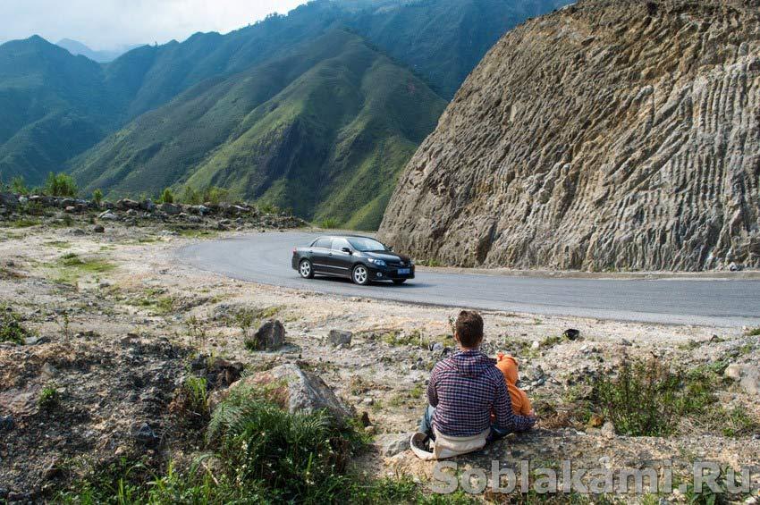 Вьетнам нетуристический: перевал Трам Тон и деревеньки хмонгов