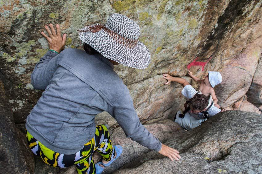 Водопады Бахо в Нячанге: экстремальный трекинг с ребенком