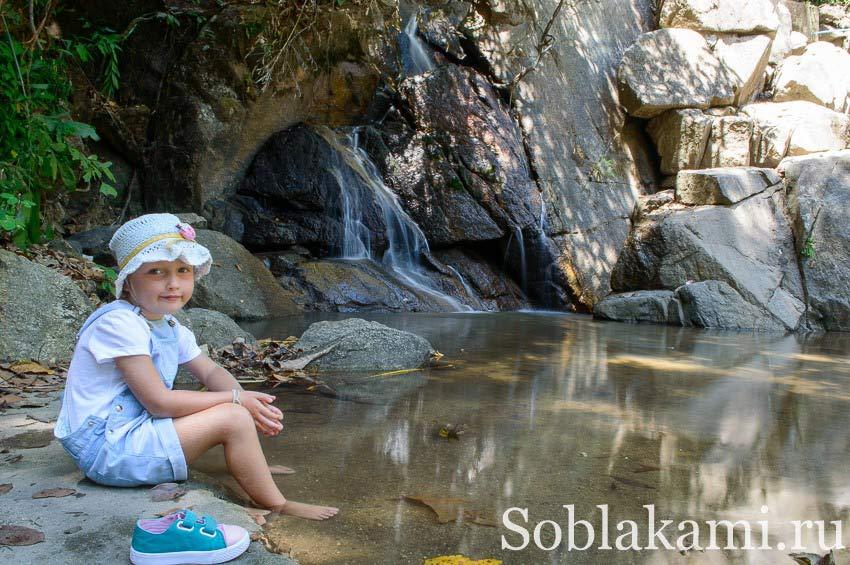 Водопад Кату (Kathu Waterfall) на Пхукете