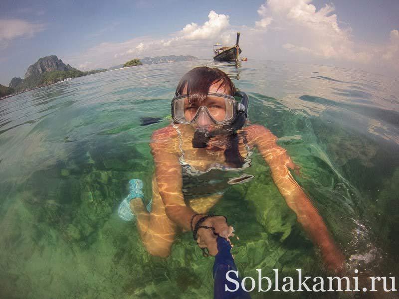 Зимовка в Таиланде (Краби): организация, подводные камни