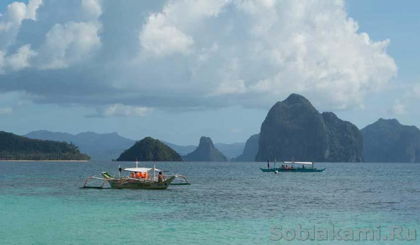 Остров Палаван: фото - 1