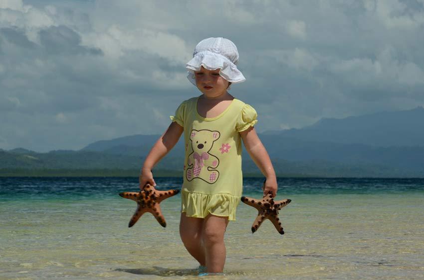 С ребенком на Филиппины: полезные советы