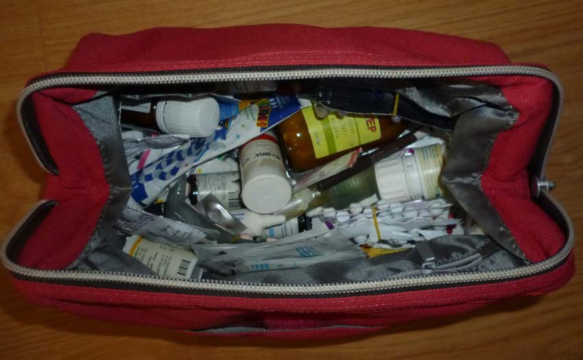 Какие лекарства брать в путешествие с ребенком: собираем аптечку
