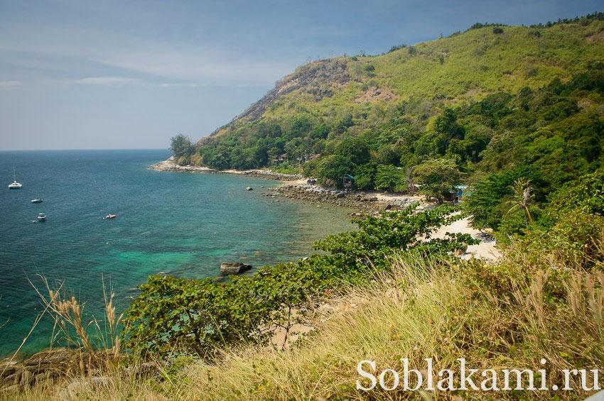 Пляжи Пхукета: Ao Sane Beach и Baan Krating Jungle Beach